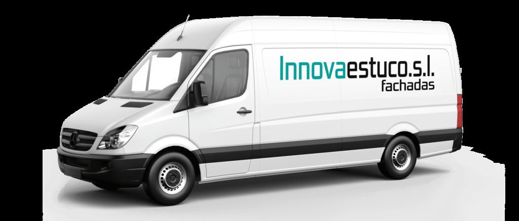 furgoneta innovaestuco